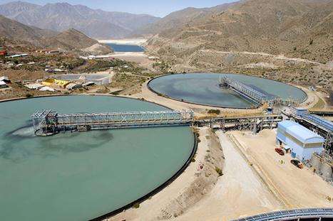 Antofagasta's Los Pelambres mine is safe — Chile's court | MINING.com | Sustain Our Earth | Scoop.it