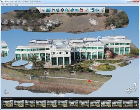Create 3D Models of Buildings with a UAV | Maker Stuff | Scoop.it