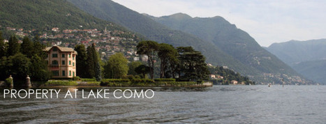 Why you should Buy a Villa in Lake Como? | luxury Apartments for Sale Lake Como | Scoop.it