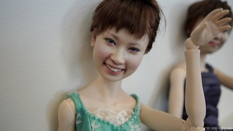 3D Print Your Face On A Doll | Strange days indeed... | Scoop.it