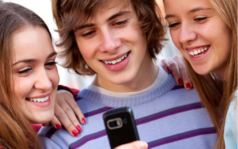 Is Too Much Tech Bad for the Modern Teenager? Interesting... [INFOGRAPHIC] | Audiovisual Interaction | Scoop.it