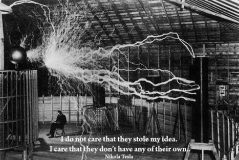 Ten Inventions of Nikola Tesla That Changed The World | Inventions medicine | Scoop.it