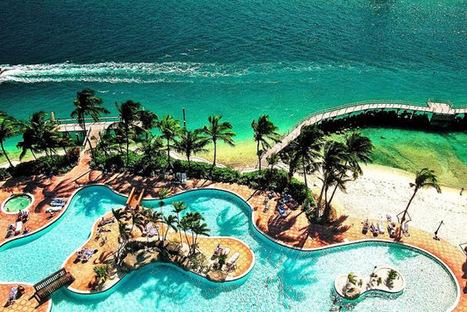 New Paradise Island Resort Opening October 2016 | Caribbean Island Travel | Scoop.it