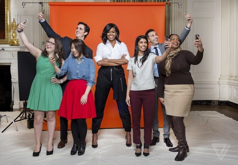 Michelle Obama 360: An exclusive look at how the First Lady mastered social media | Social Media | Scoop.it