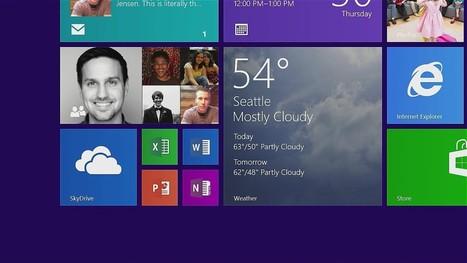Windows 8 supera a Vista, pero sigue lejos de Windows 7 y XP | informatica educativa | Scoop.it