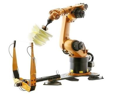 Robochop: piloter des robots d'usine via Internet   Managing the Transition   Scoop.it
