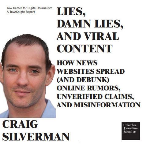 L'information erronée gagne du terrain | DocPresseESJ | Scoop.it