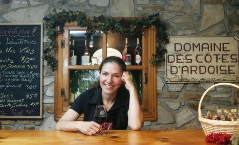 Quebec's wine pioneers a determined lot | Vitabella Wine Daily Gossip | Scoop.it