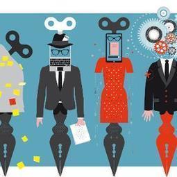 Ordinateurs journalistes | Bigre ! | Scoop.it