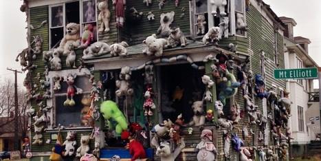 Fire Destroys Yet Another Heidelberg House In Detroit | The Huffington Post | Kiosque du monde : Amériques | Scoop.it