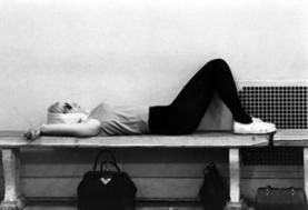 Je vous conseille d'écouter la playlist Pour regarder le plafond | Le temps de vivre | Scoop.it