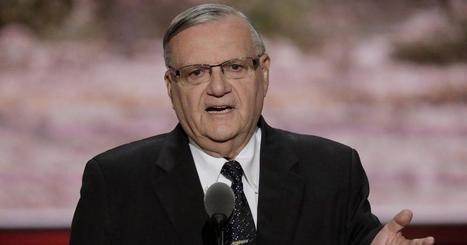 Judge recommends that Sheriff Joe Arpaio be criminally charged | Police Problems and Policy | Scoop.it