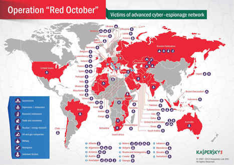 "Global Online Espionage Operation-Operation Rocra- ""Red October.China or Russia responsible? 