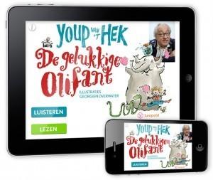 De gelukkige olifant app voor iPad, iPhone en iPod Touch   Appskinderen   Scoop.it