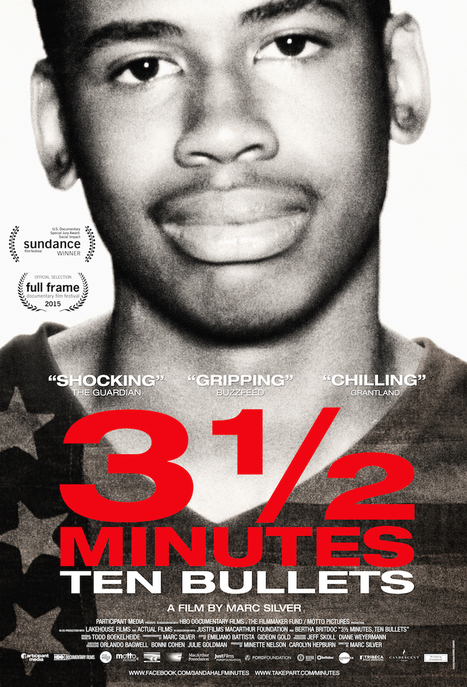 """#JordanDavis Documentary """"3 1/2 Minutes, Ten Bullets"""" Theatrical Release Dates Set for June 