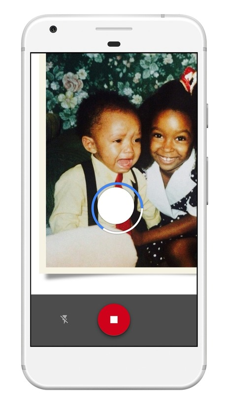 Google is launching a new standalone app to help you scan in all your childhood photos - Business Insider | Buzz IT | Scoop.it