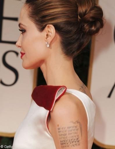 Adoptez le tatouage d'une star… pour un soir !   Razorback Tattoo   Scoop.it