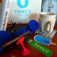 Moving further away from social shopping : The Fancy offers $30 gift Box Subscription | Content Curation Tools For Brands | Scoop.it