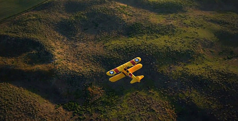 "New PBS Landmark Series ""America Revealed"" Now Airing | AERIAL FILMWORKS: Cineflex Elite and Cineflex V14 Gyro-Stabilized Aerial HD | Aerial Mapping Weekly Update | Scoop.it"