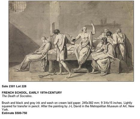 Alert Curators at The Metropolitan Museum of Art Snag Million Dollar Drawing  For $840!   The MET   Scoop.it