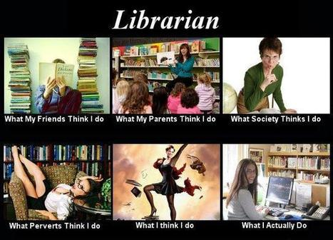 Librarian | What I really do | Scoop.it