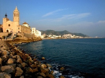 Sitges (Costa Brava), entre Cuba et Ibiza | Life in Spain ! | Scoop.it