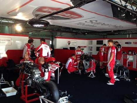 Tweet from @DucatiMotor | Ductalk Ducati News | Scoop.it