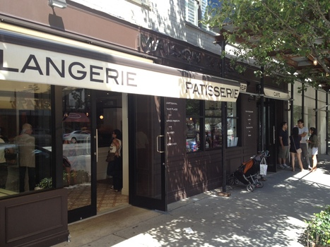 A Taste of France for the Holidays in NYC: Maison Eric Kayser Bûche de Noël | Food, Bakery & Restaurant Business all over the world | Scoop.it