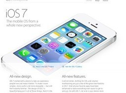 iOs 7, una vera rivoluzione! | Social media culture | Scoop.it