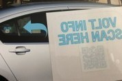 GM turns to QR codes and smartphones for Chevy Volt info - GigaOM | Using QR Codes | Scoop.it