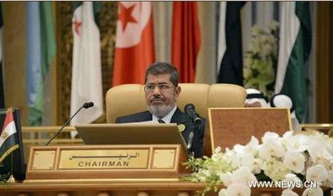 Le président égyptien appelle à l'établissement d'un marché commun arabe | Égypt-actus | Scoop.it