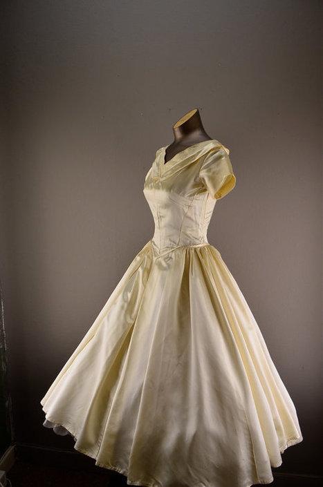 1950s wedding dress | Me Encanta Eventos | Scoop.it