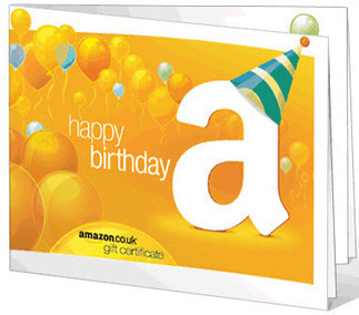 Amazon Birthday Gift Cards Reach Friends through Facebook | Video in Print | Scoop.it