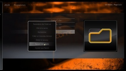 TUTO XBMC: TRANSFORMEZ VOTRE MEDIACENTER EN CONSOLE DE JEUX: GAMECUBE ET WII | formation 2.0 | Scoop.it