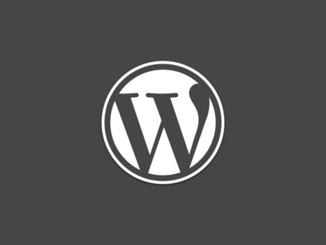 WordPress 4.6 - Pepper | WordPress France | Scoop.it