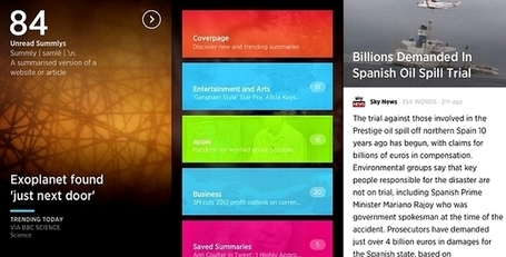 The 10 Most Disruptive News Apps of 2012 | PBS MediaShift | Public Relations & Social Media Insight | Scoop.it