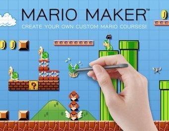 Nintendo está considerando incluir online en 'Mario Maker' para ... | Juegos didáticos | Scoop.it