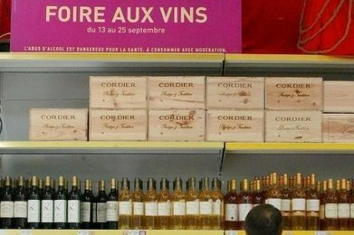 "Vin : Carrefour investit | ""Viticulture en gironde"" | Scoop.it"