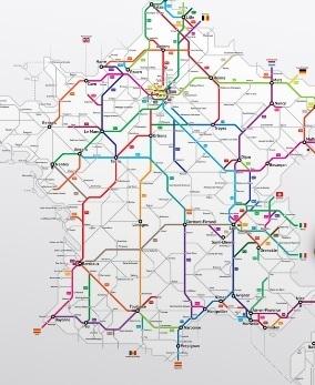 France Routes | Cartes et Insolites | Scoop.it