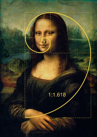 Arte y matemáticas: números escondidos en el Partenón, la Mona Lisa y la manzana de Apple.- | Aprendiendo Matemáticas | Scoop.it