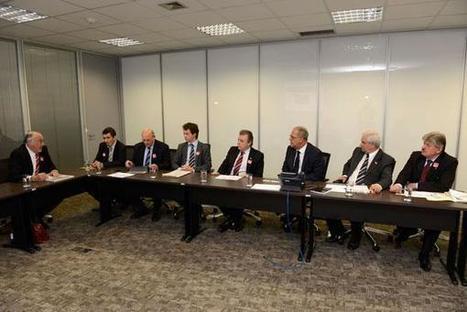 EPL discute investimentos ferroviários com comitiva de Santa Catarina-EPL - Empresa de Planejamento e Logística S.A. | Logistica - Mercosul - Aliança do Pacifico - China | Scoop.it