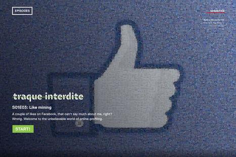 Une série interactive qui prouve que le Web en sait (beaucoup) trop sur nous | Médias sociaux & Marketing digital | Scoop.it