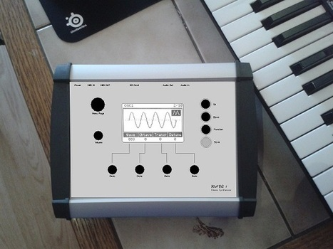 A new AVR Synthesizer (Open Source) | Experimental music software and hardware | Scoop.it