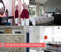 10 Ideas For Bedroom Storage   Bedroom Storage Ideas: End of bed benches   Scoop.it