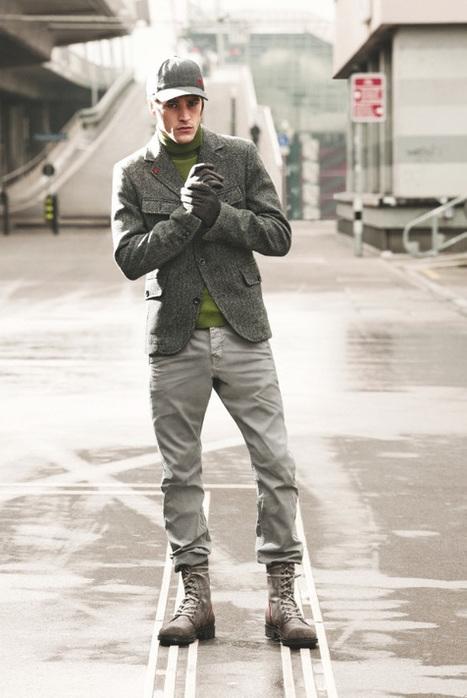 Le look du jour : Mix des tendances de l'hiver 2013 | Mes coups de coeur mode (si possible pour enfants) | Scoop.it