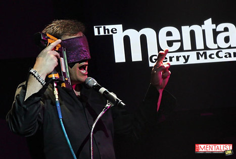 Las Vegas Magic Shows: The History Behind The Mentalist | Vegas Show History | Scoop.it