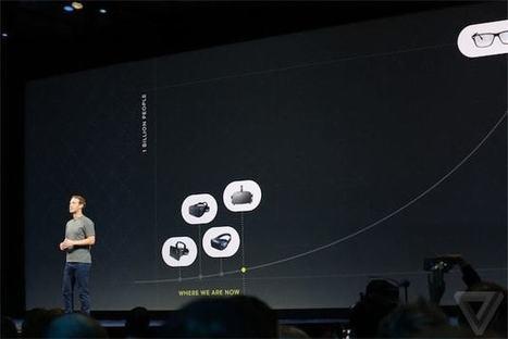 Facebook voit grand avec la réalité virtuelle | playtheworld | Scoop.it