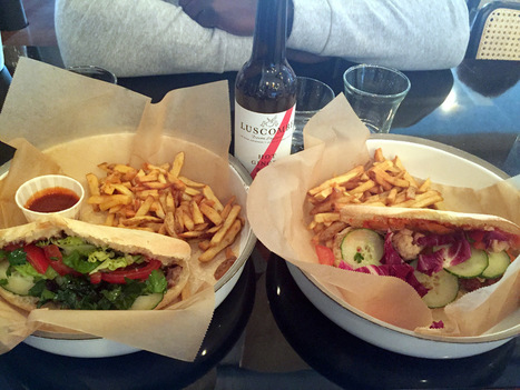 Rococo | Fine kebab | Paris 10 - Parisianavores | miam! | Scoop.it