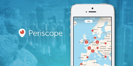 Twitter's Periscope Now Lets You Mute Users, Watch Live On Mac Via iOS 8 Handoff | Social Media, Inbound and Content Marketing, Blogging & Other Cool Tips for Your Biz | Scoop.it
