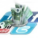 Réseaux sociaux : Twitter, bientôt plus attractif que Facebook ? - Widoobiz | Marketing digital | Scoop.it